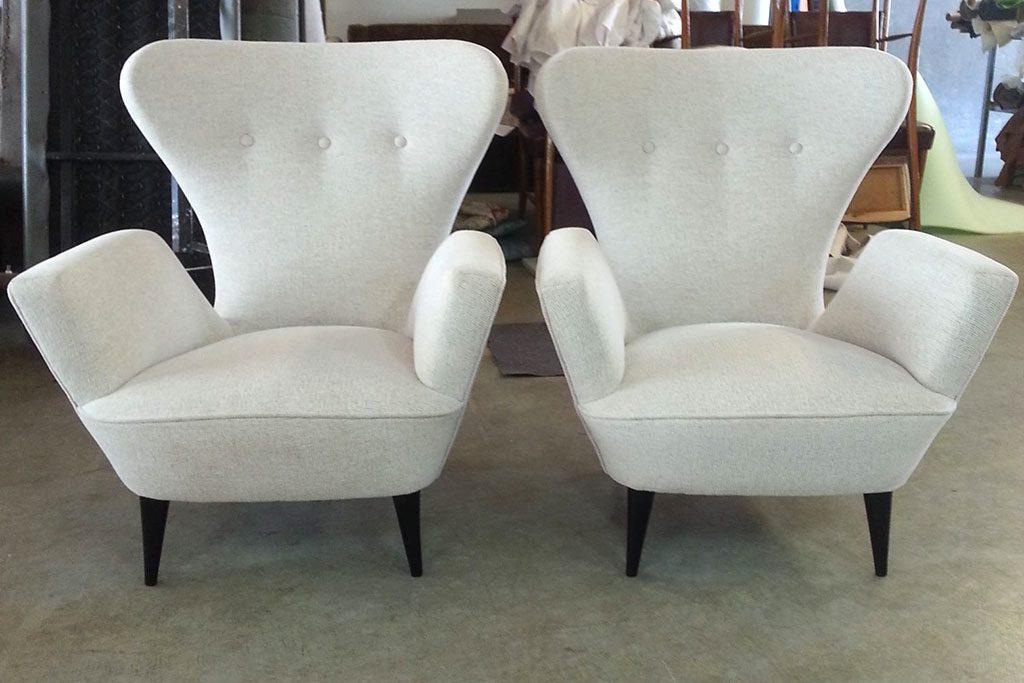 1940s Italian Parlour Chairs