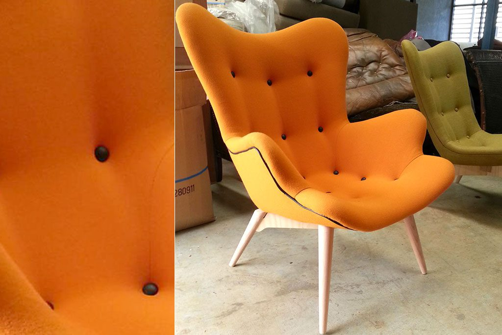 Grant Featherston R160 Chair