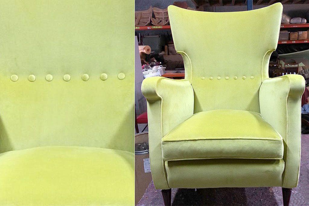 Italian Lounge Chair