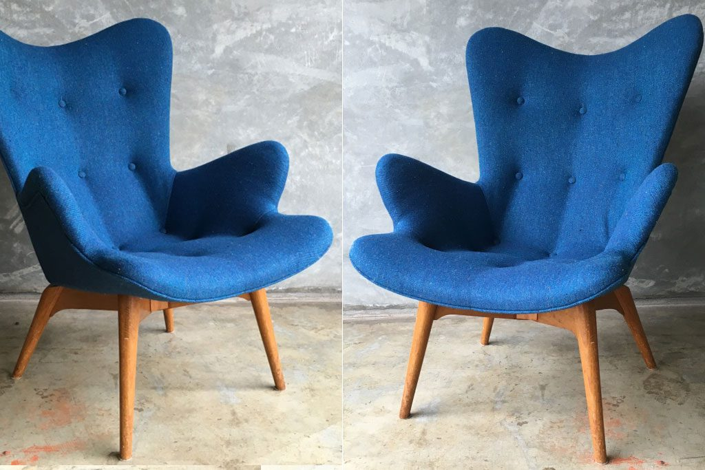 Grant Featherston R160 Chair Contour Chair 1951