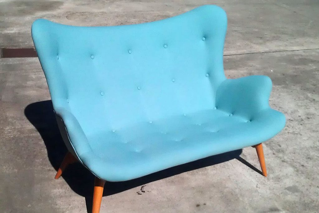 Grant Featherston R160 Sofa