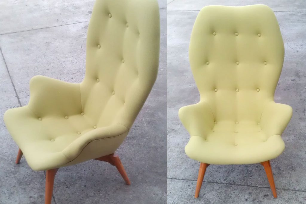 Grant Featherston W180 Chair