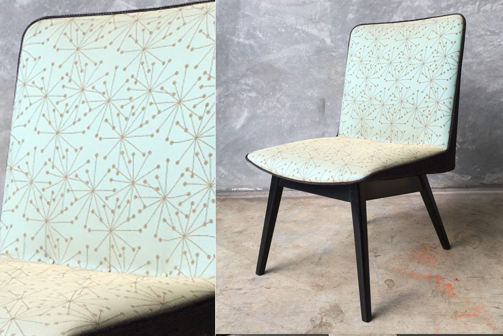 Retro Style Chair (bedroom chair)