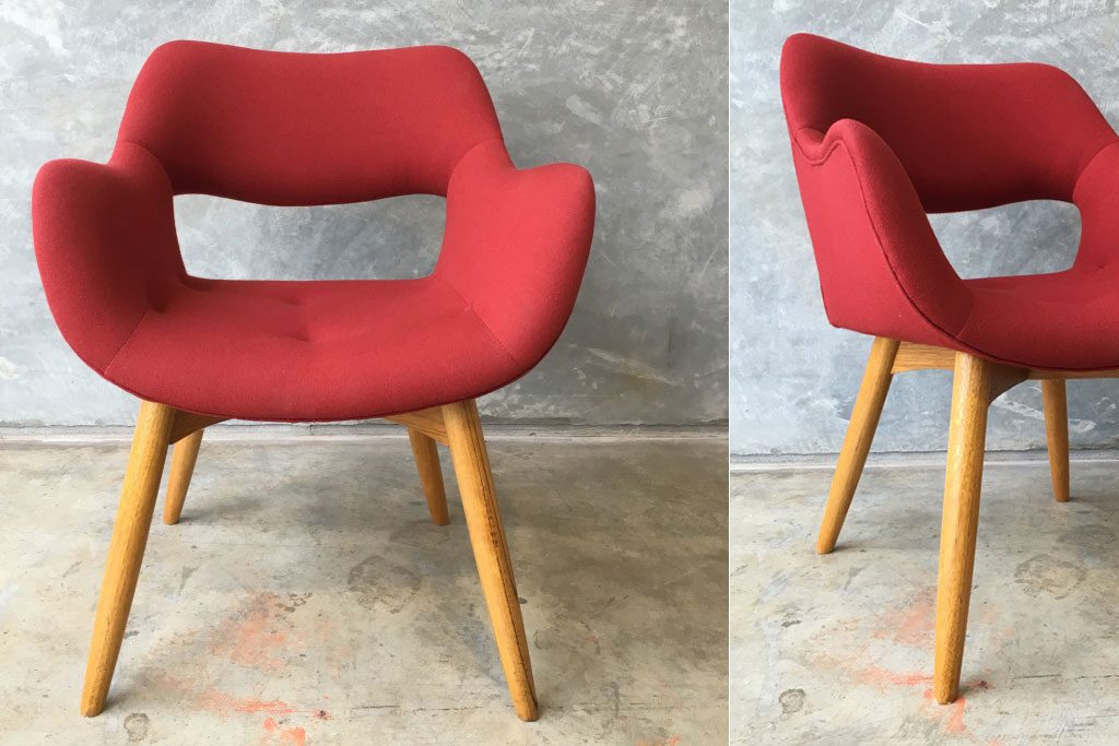 Grant Featherston A310H Dining Chair